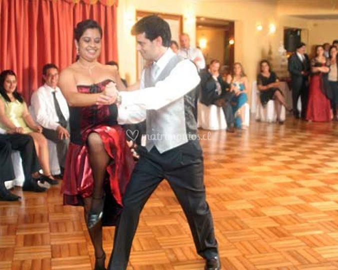 Vals y tango fusión
