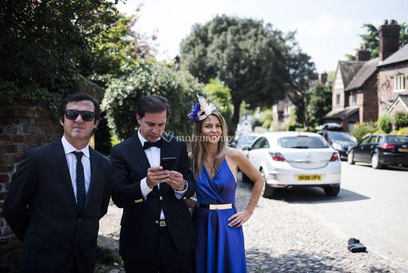 Matrimonio Internacional