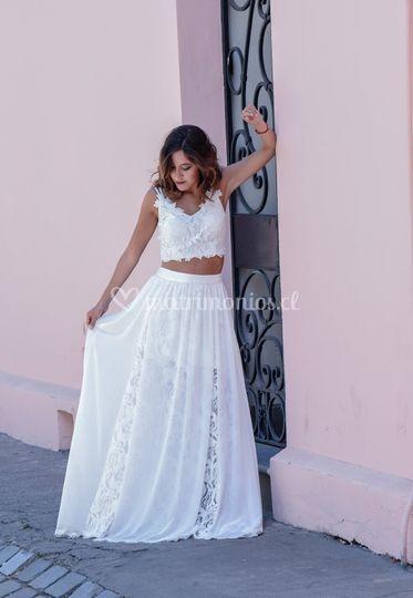 Vestido de novia a la venta