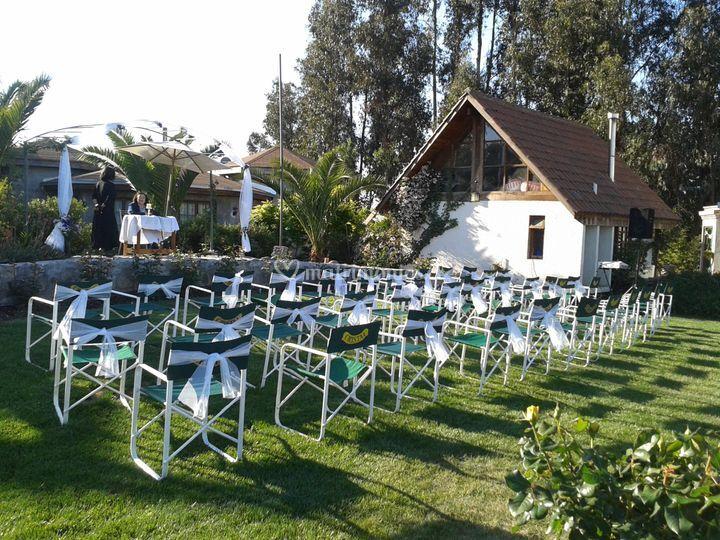 Matrimonio isla de maipo