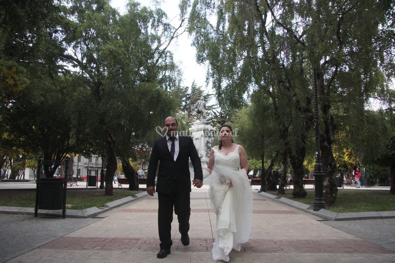 Pato y Yasna