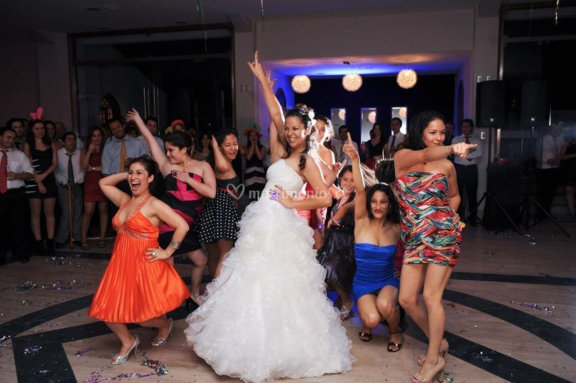 Carolina Vargas - Clases de baile