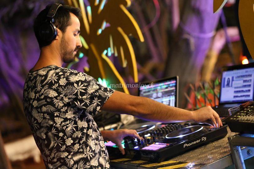 DJ especializado
