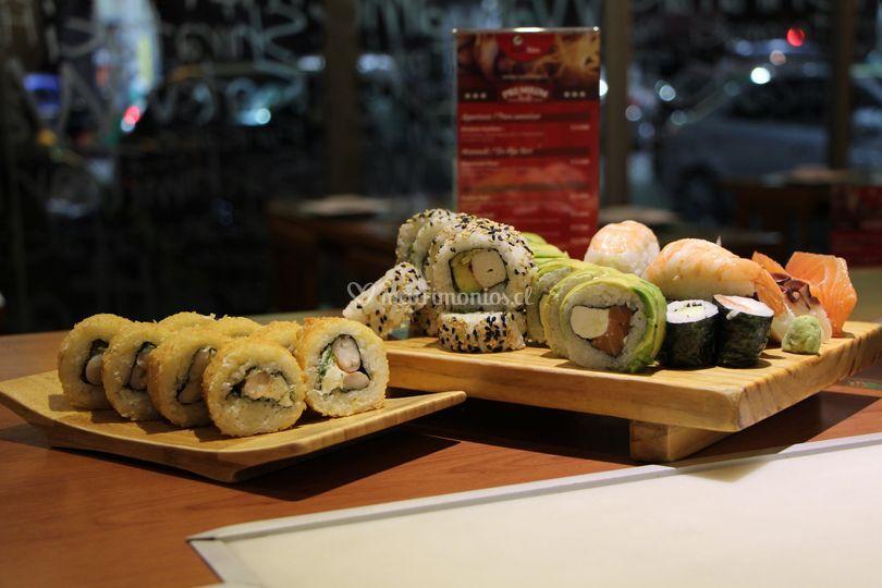 Sushi Nos