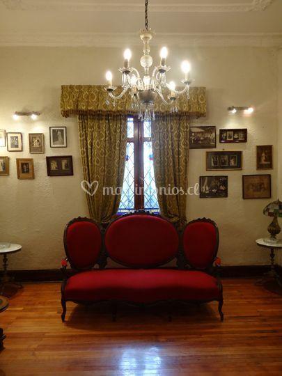Sala de fotografías