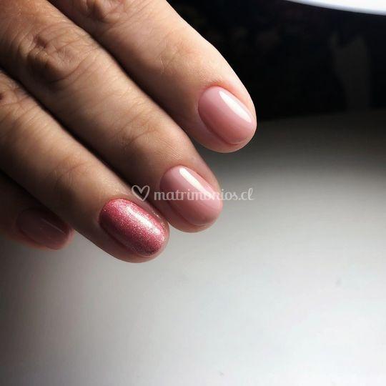 Manicure rusa + permanente