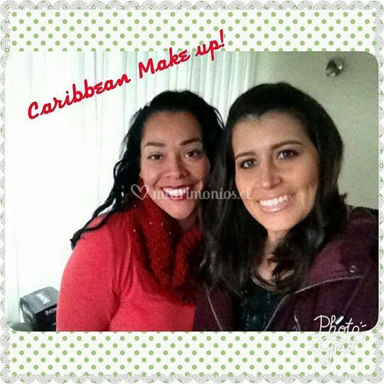 Make up Fiesta Cosntanza