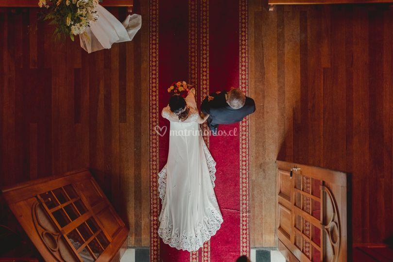 Matrimonio en Frutillar