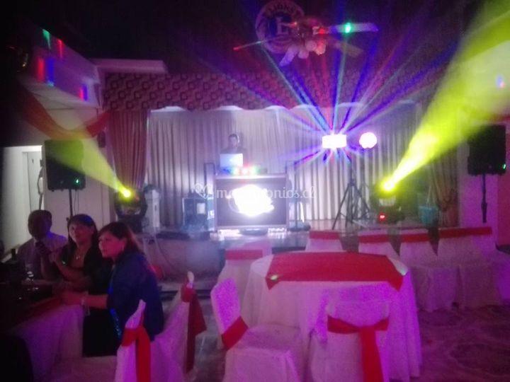 Matrimonio en Club de Leones