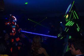 Robots Depredadores Led - Reveled Show
