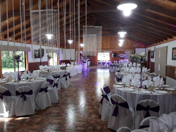 Centro de Eventos San Pablo