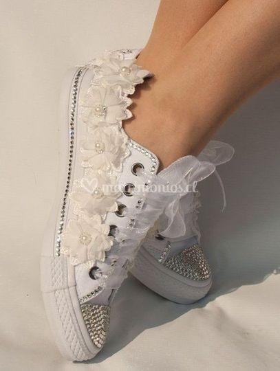 Nuevo decoración zapatillas