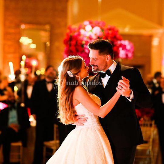 Romance y baile