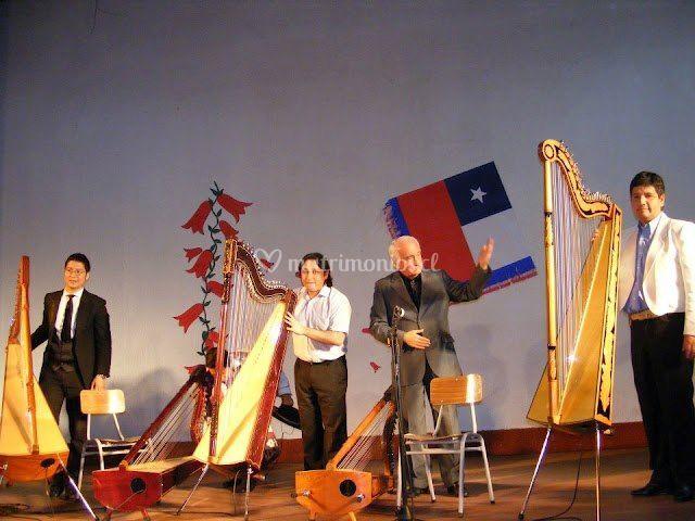 Encuentro nacional de arpa