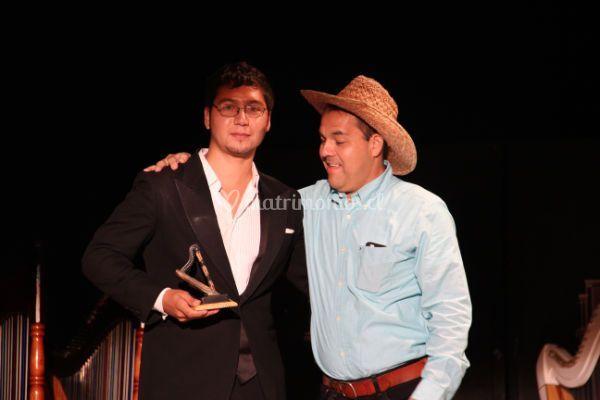 Premiación en Colombia
