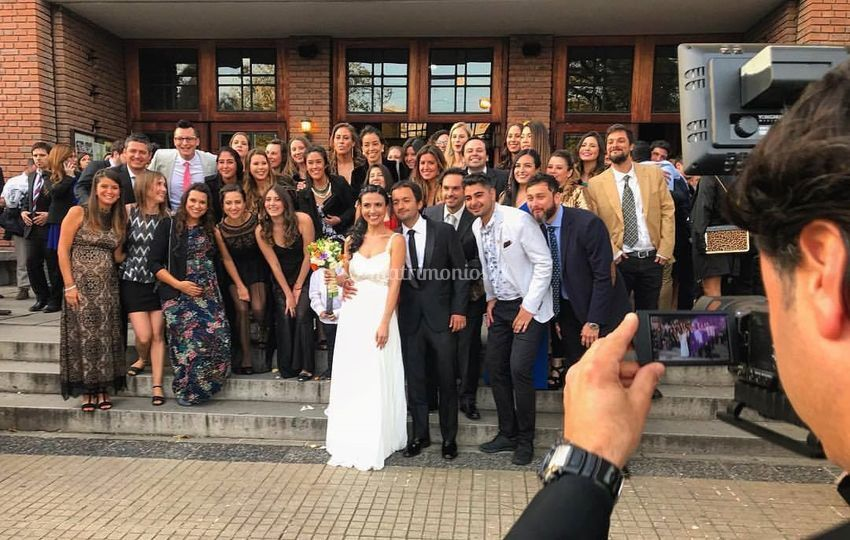 Matrimonio Casona Los Ingleses