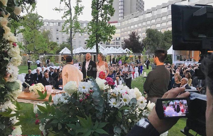 Matrimonio Hotel Sheraton