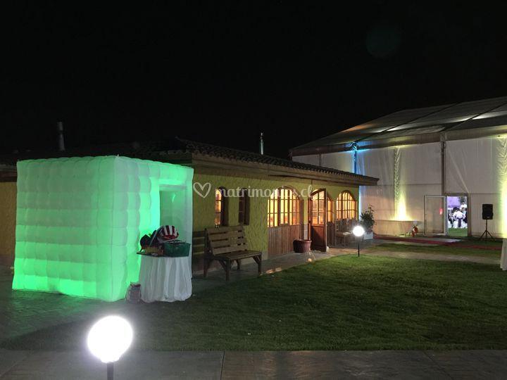 Jambox cabina