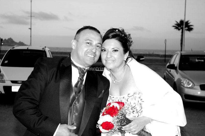 Matrimonio Alejandra y José