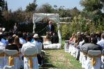 Ceremonia religiosa de Eventos El Rosarito