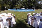 Cena piscina de Eventos El Rosarito