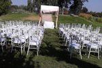 Ceremonia civil de Eventos El Rosarito
