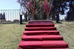 Altar en piscina de Eventos El Rosarito