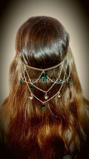 Cristales y cadenas
