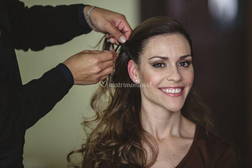 Maquillaje Kristel M