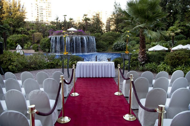 Ceremonia Terraza Atrium