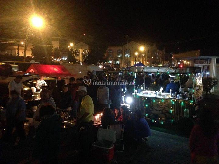 Evento en Valdivia