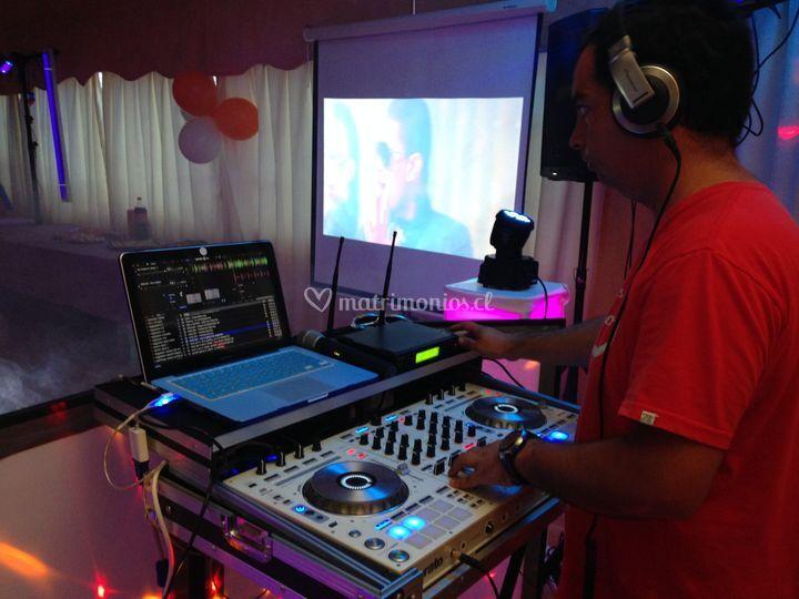 Fiesta y DJ