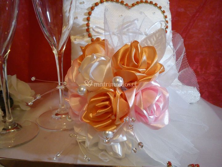 Bouquet para lanzar