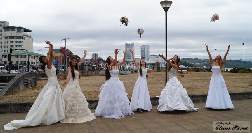 Fotografo de novias y bodas