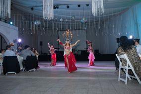 Bailarinas Árabes Arabescas