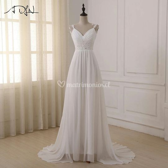 Vestido de novia Ema