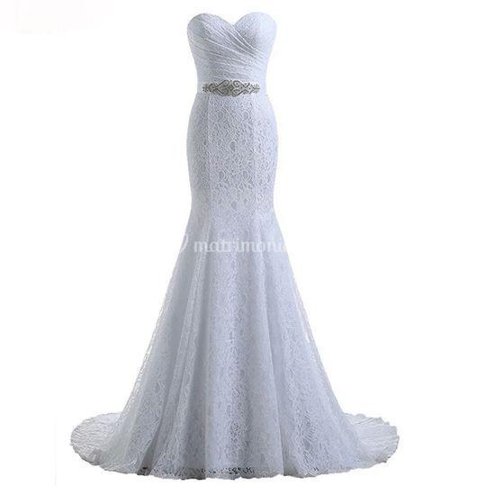 Vestido de Novia Esmeralda
