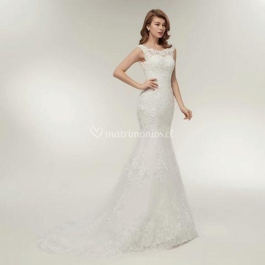 Vestido de novia Josefina