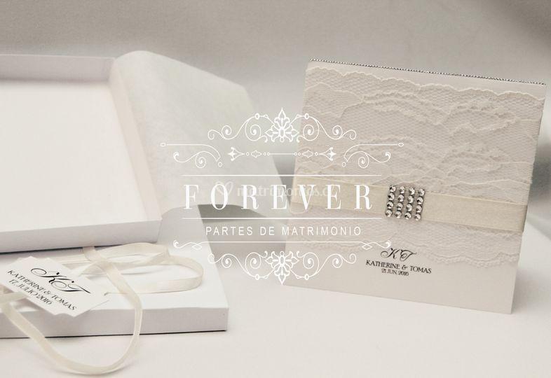 Forever Partes de Matrimonio