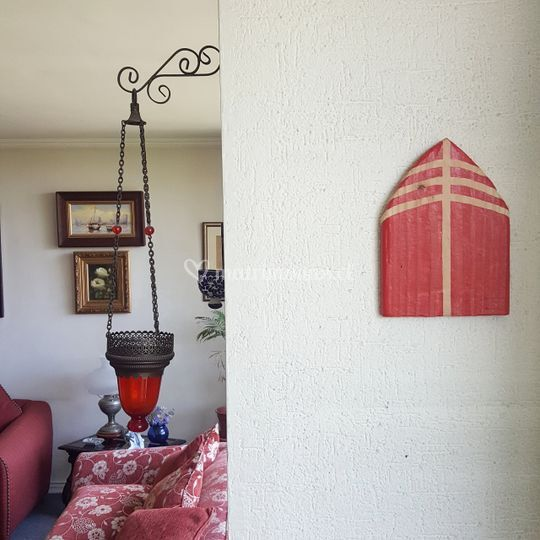 Ideal para decorar
