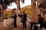 M�sicos al aire libre de Coro Mariano
