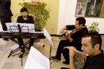 Ensamble instrumental de Coro Mariano
