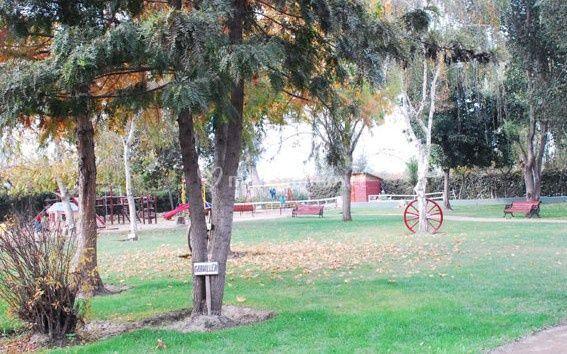 El parque del restaurant