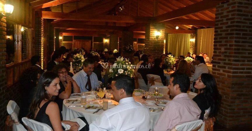 Salònes para bodas
