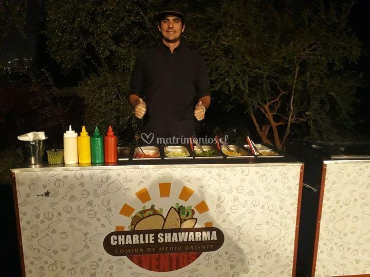 Charlie Shawarma