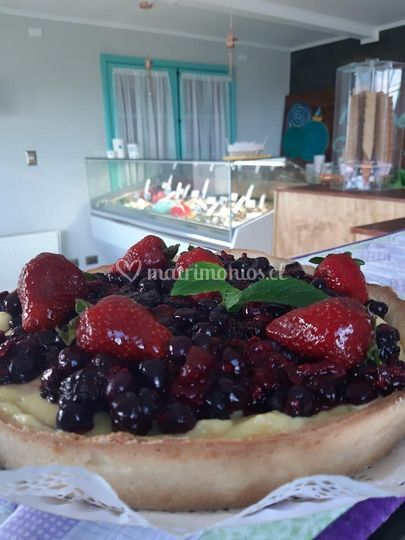 Tartas y kuchen aleman