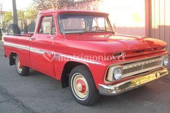 Chevrolet apache 10