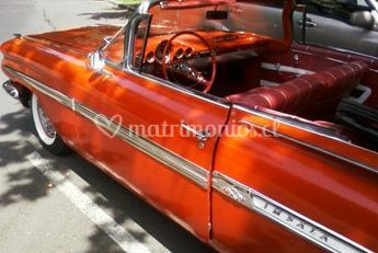 Carro naranja