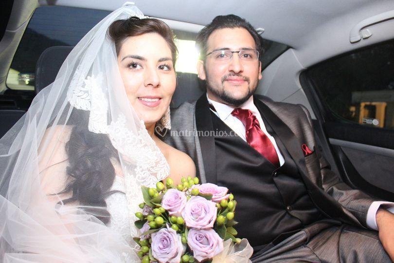 Anita y Luis Andrés