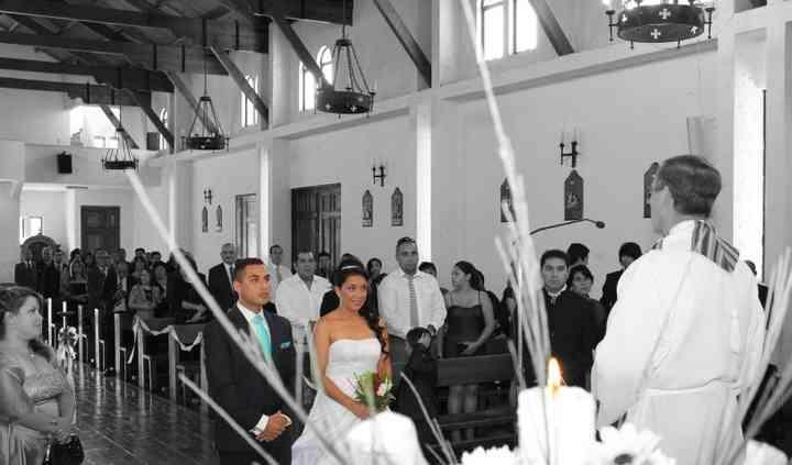 Matrimonio Daniela y Carlos